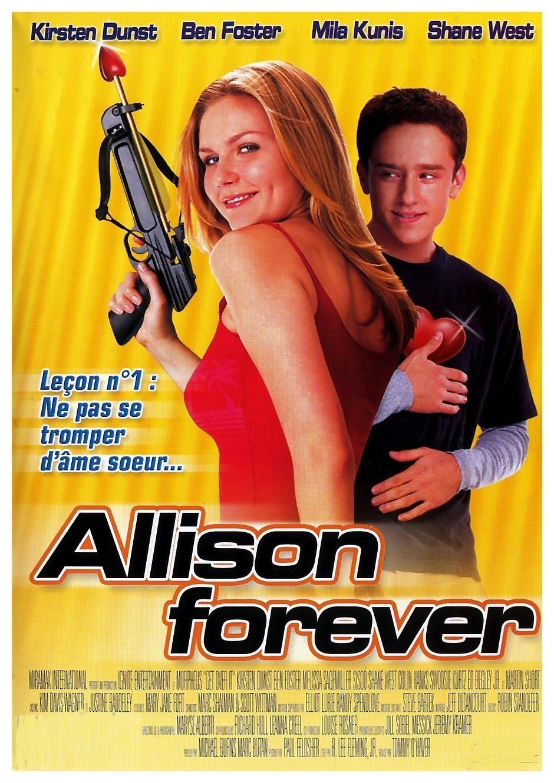 affiche du film Allison Forever