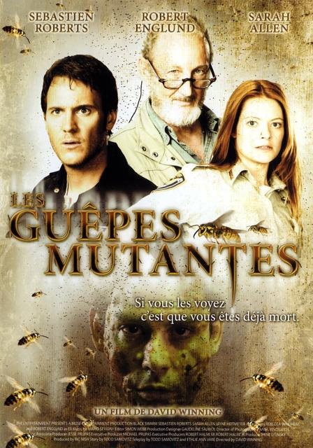 affiche du film Les guêpes mutantes (TV)