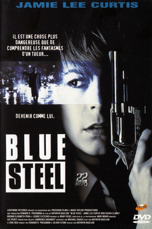 affiche du film Blue Steel