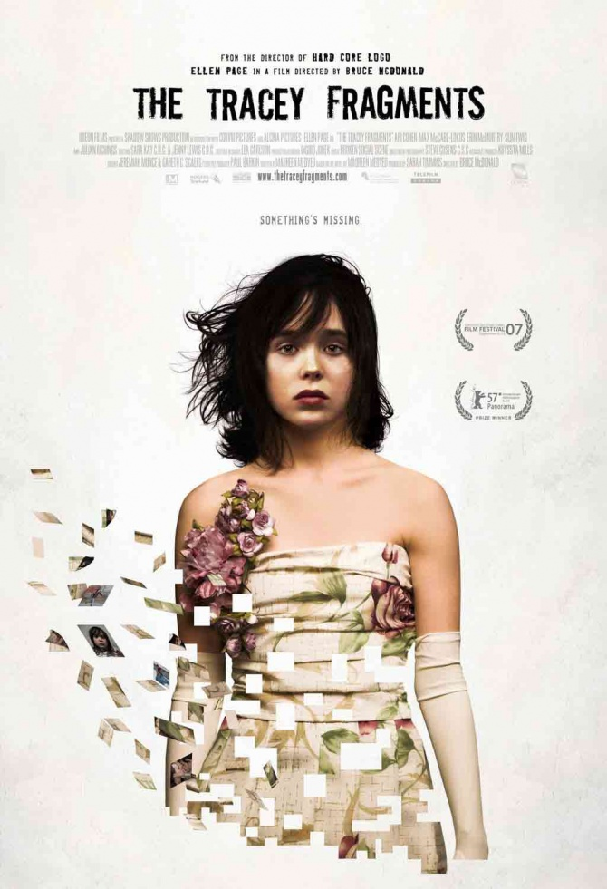 affiche du film The Tracey Fragments