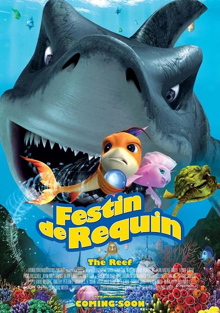 affiche du film Festin de requin