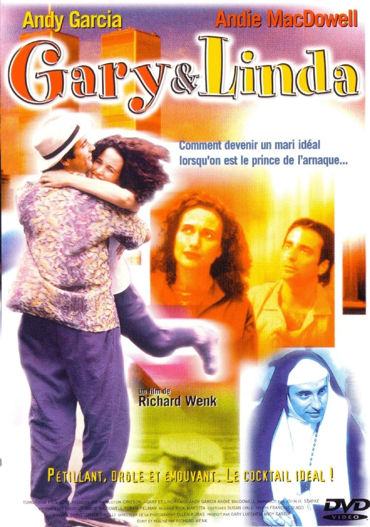 affiche du film Gary & Linda