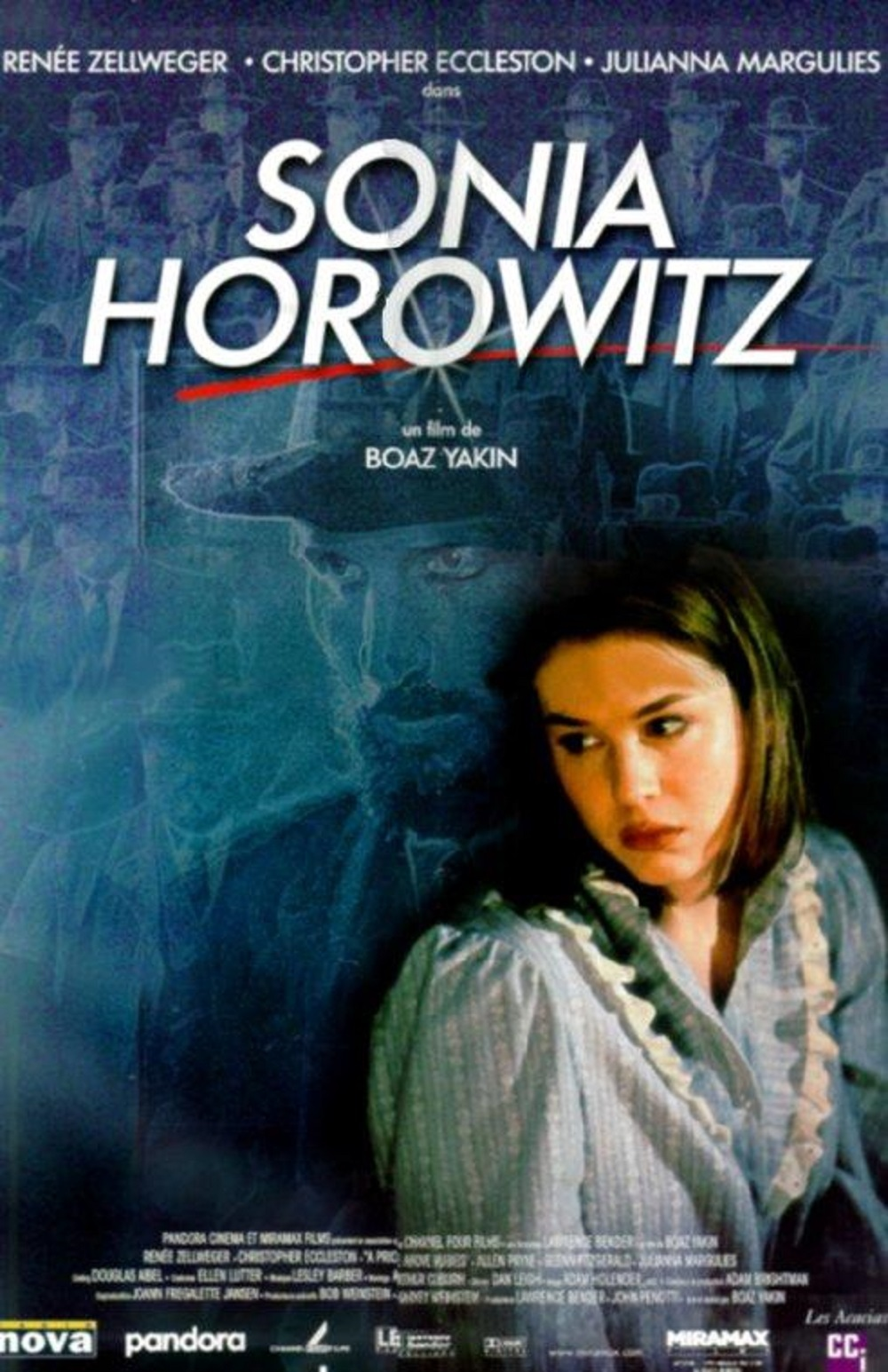 affiche du film Sonia Horowitz, l'insoumise