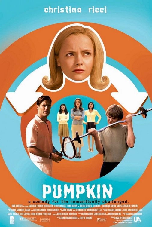 affiche du film Pumpkin