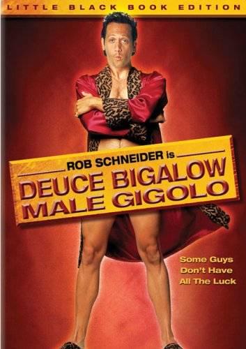 affiche du film Gigolo à tout prix