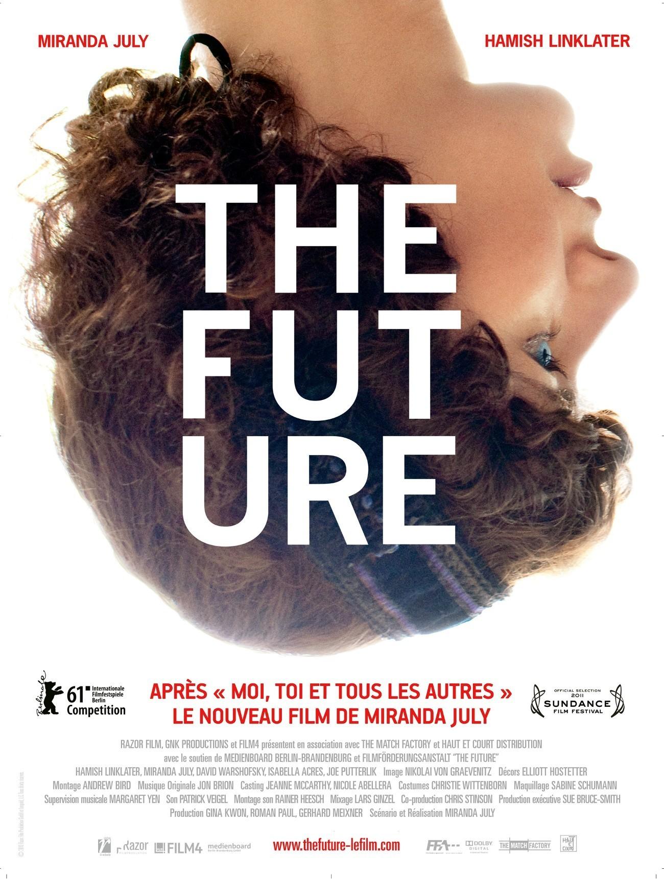 affiche du film The Future