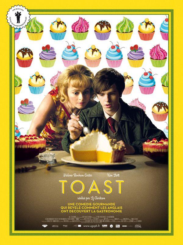 affiche du film Toast (TV)