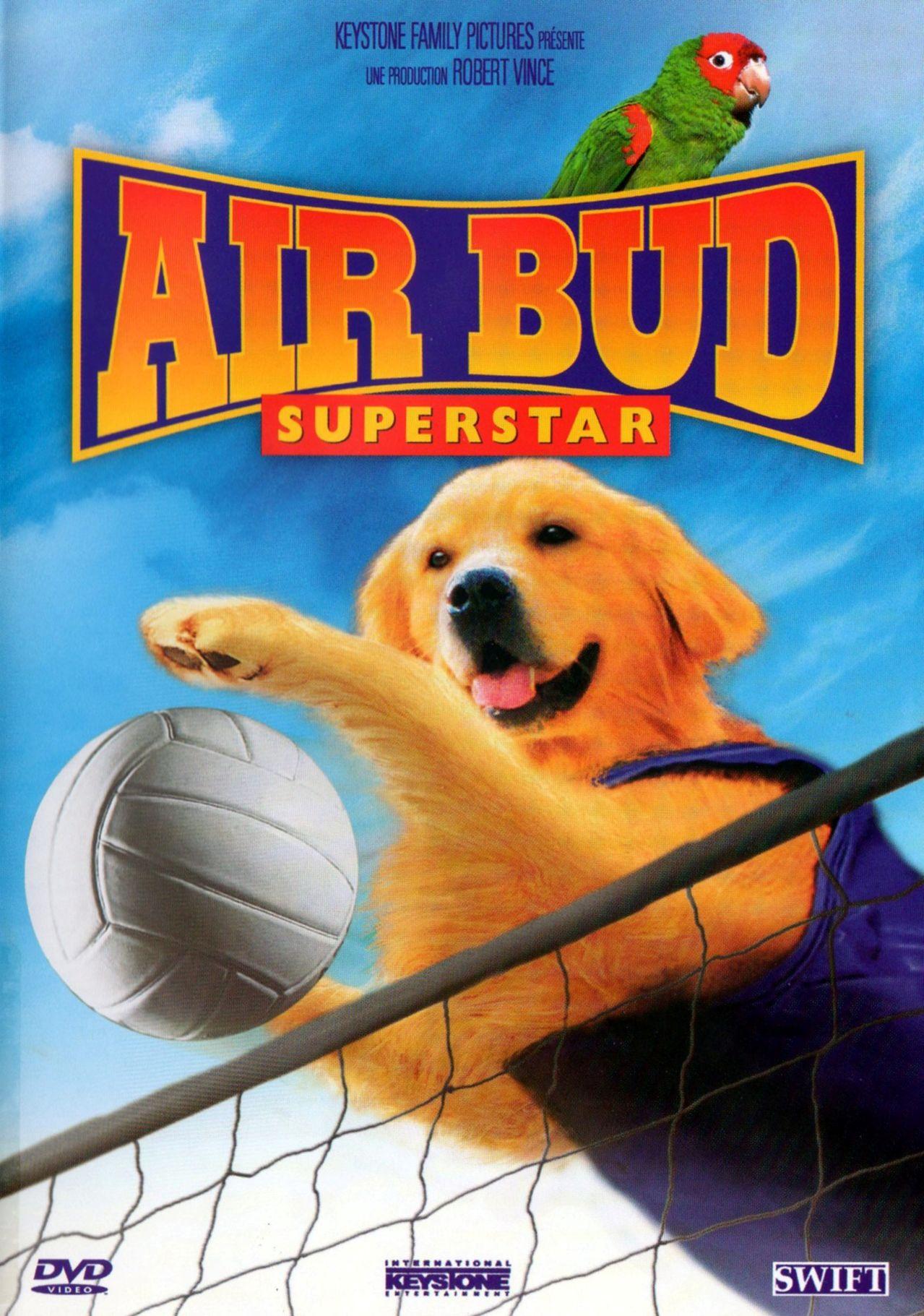 affiche du film Air Bud superstar