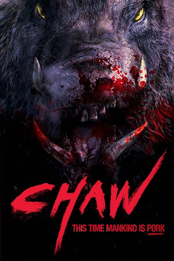 affiche du film Chaw