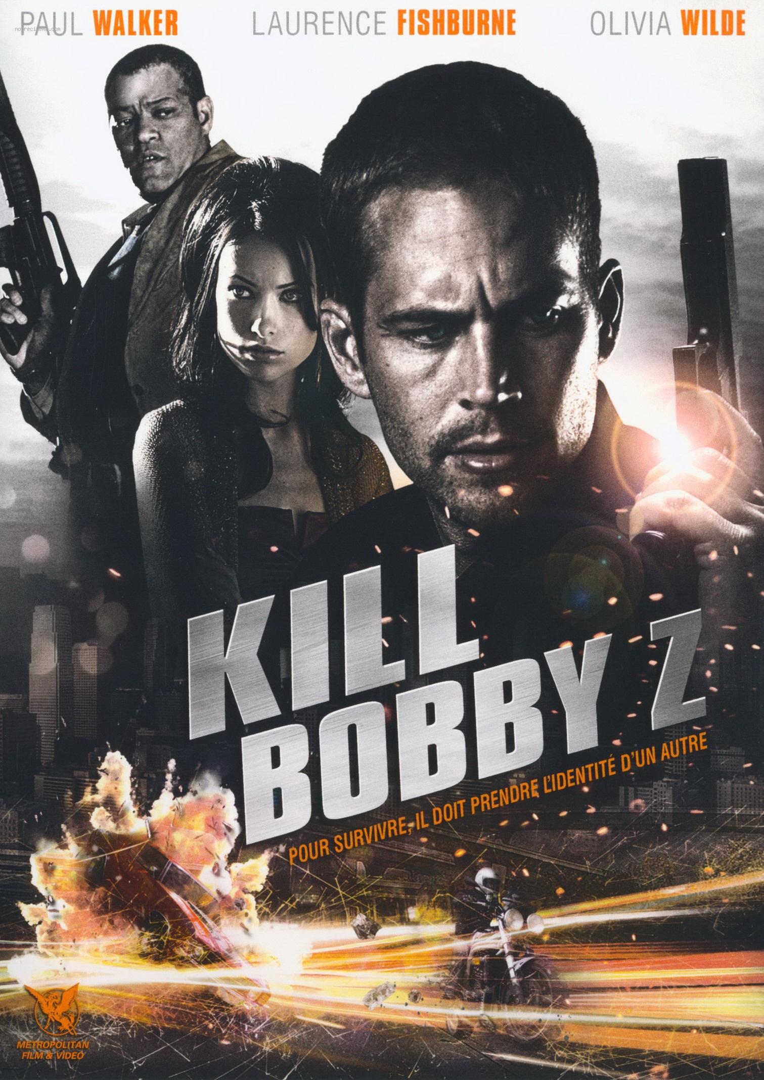 affiche du film Kill Bobby Z