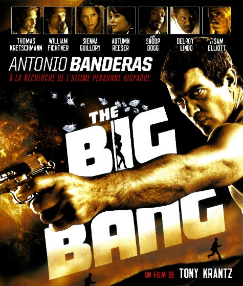 affiche du film The Big Bang