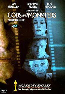 affiche du film Ni dieux ni démons
