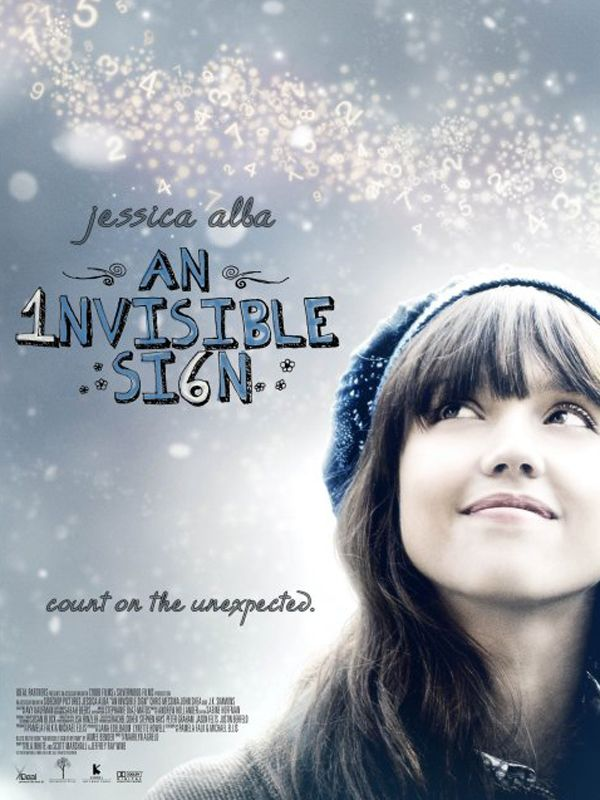 affiche du film An Invisible Sign