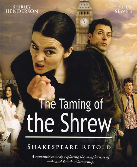 affiche du film ShakespeaRe-told: The Taming of The Shrew (TV)