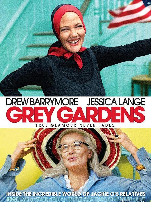 affiche du film Grey Gardens (TV)