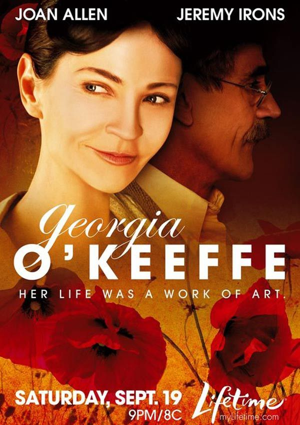 affiche du film Georgia O'Keeffe (TV)