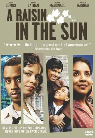 affiche du film A Raisin in the Sun (TV)