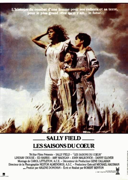 affiche du film Les saisons du cœur