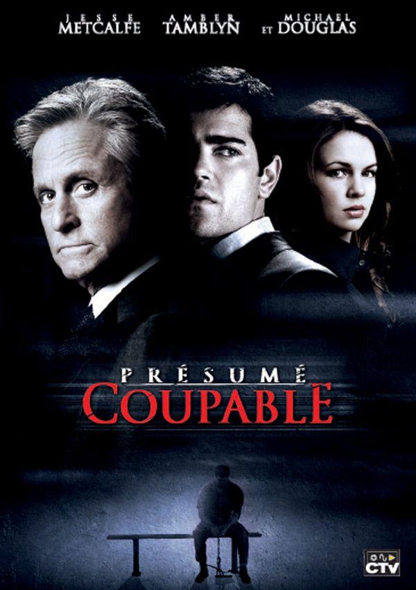 affiche du film Présumé Coupable