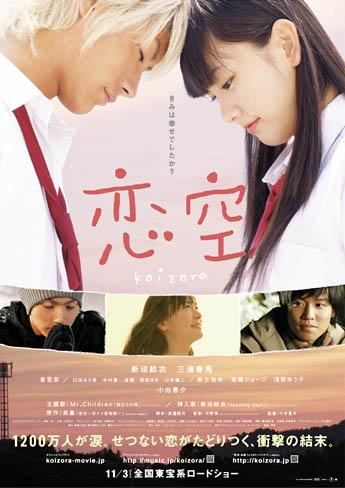 affiche du film Sky of Love