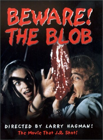 affiche du film Attention au Blob !
