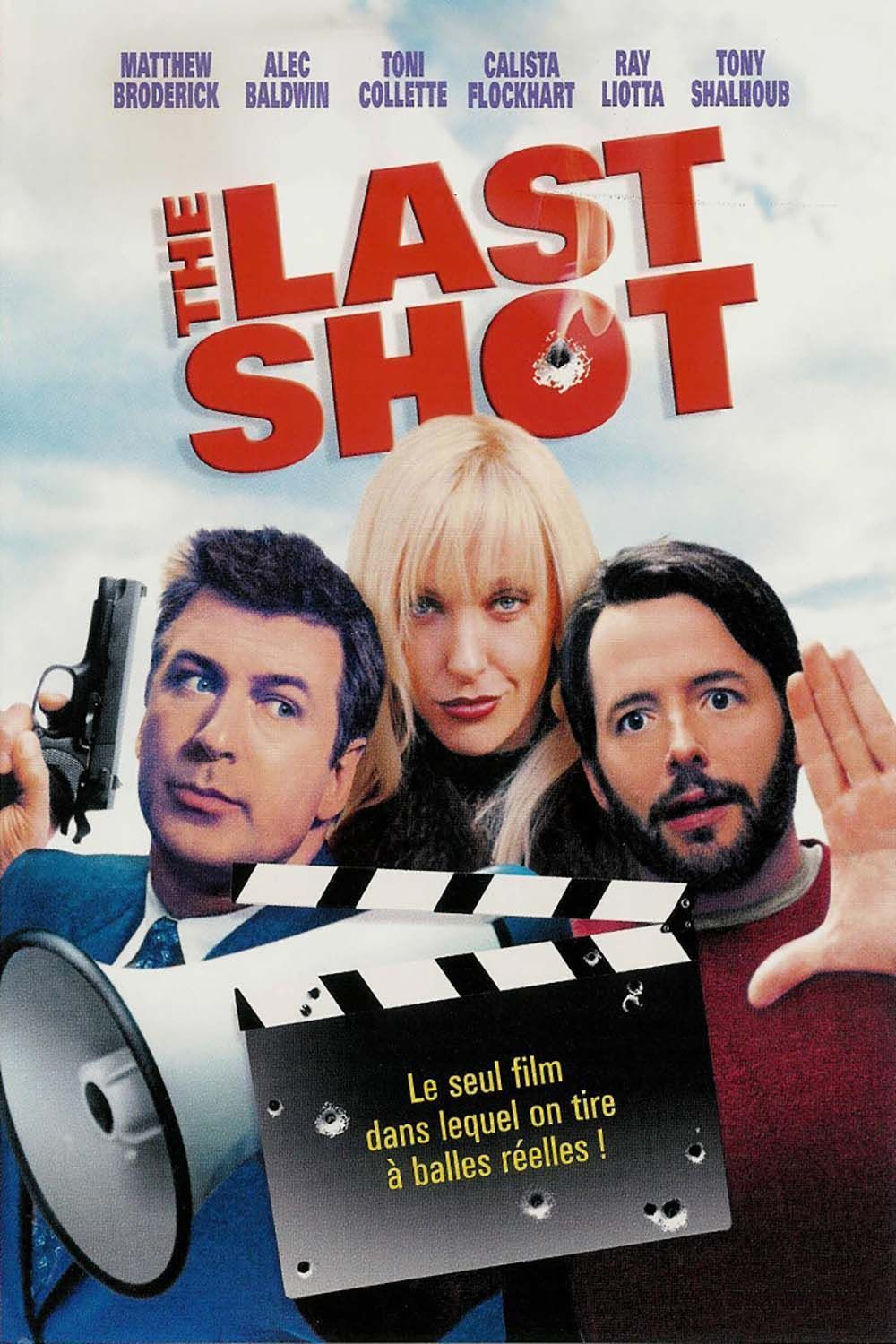 affiche du film The Last Shot