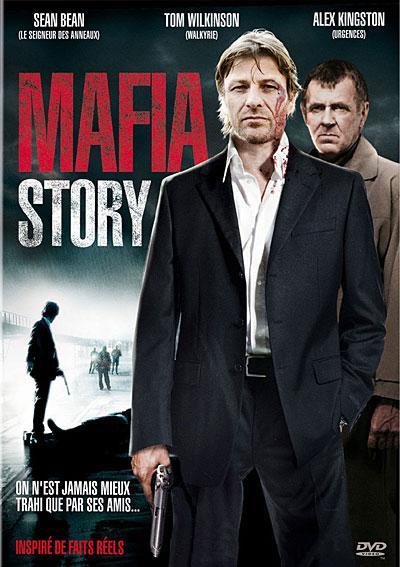 affiche du film Mafia Story