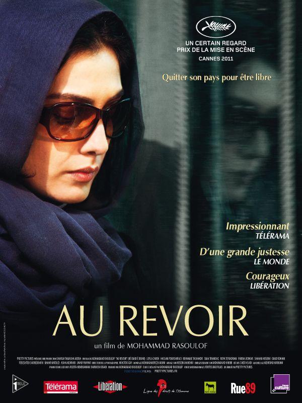 affiche du film Au revoir