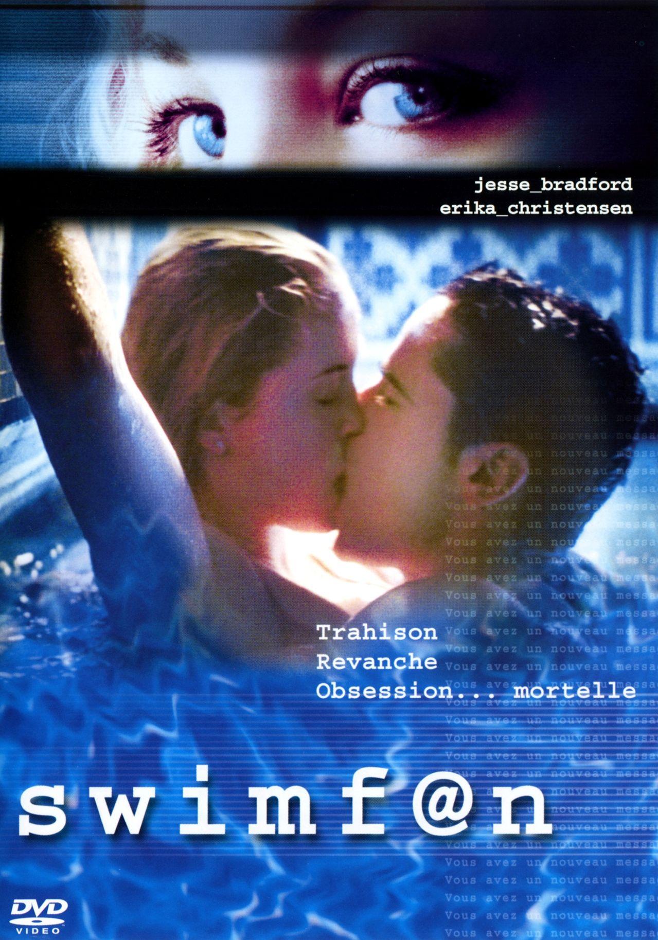 affiche du film Swimfan, la fille de la piscine