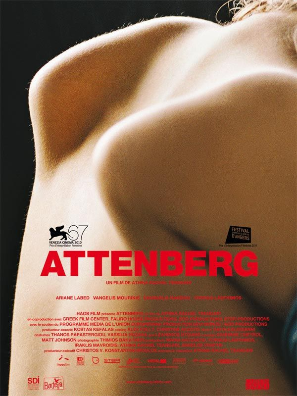 affiche du film Attenberg