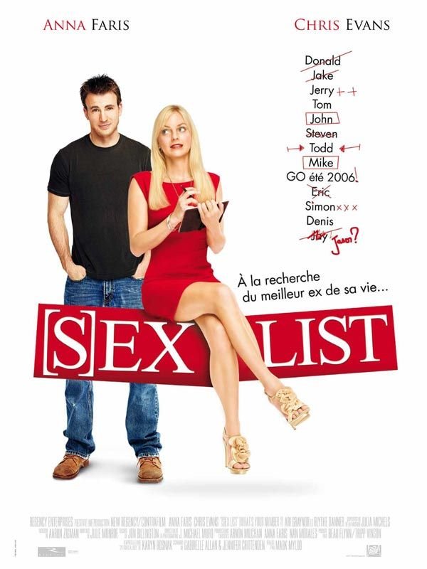 affiche du film (S)ex List