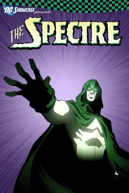 affiche du film DC Showcase: The Spectre