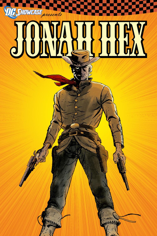 affiche du film DC Showcase: Jonah Hex