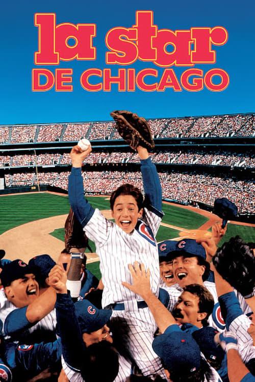 affiche du film La star de Chicago