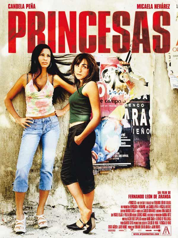 affiche du film Princesas