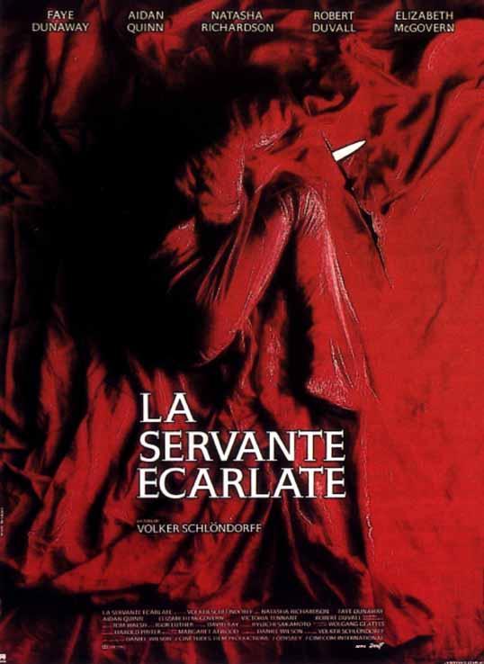 affiche du film La servante écarlate