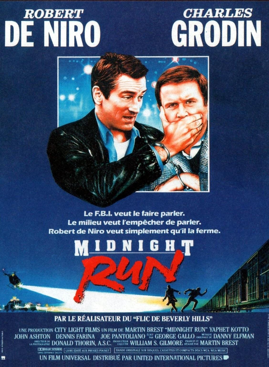 affiche du film Midnight Run