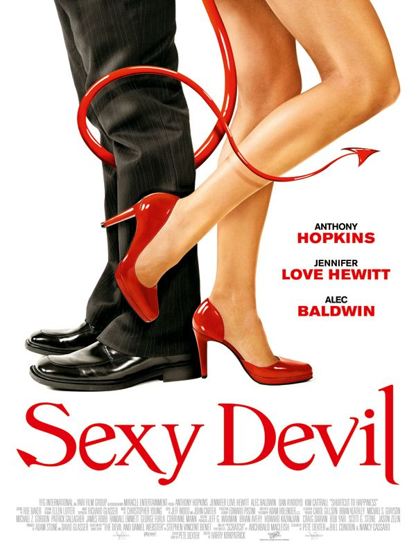 affiche du film Sexy Devil