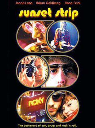 affiche du film Sunset Strip