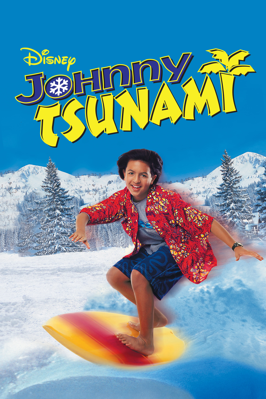 affiche du film Johnny Tsunami (TV)