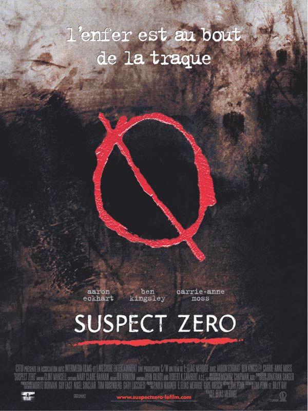affiche du film Suspect Zero