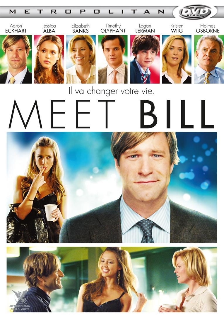 affiche du film Meet Bill
