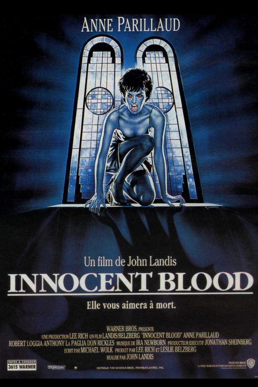 affiche du film Innocent Blood