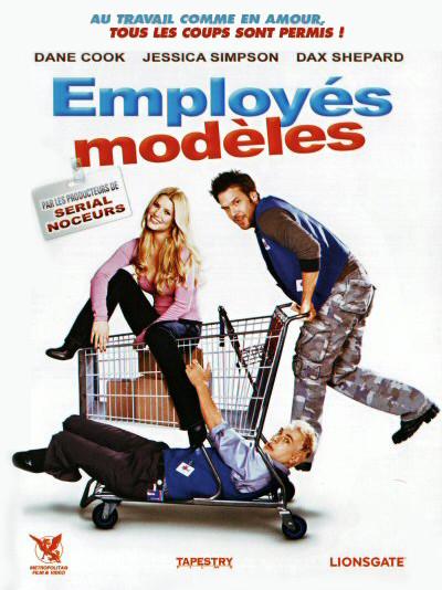 affiche du film Employés modèles