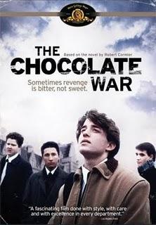 affiche du film The Chocolate War