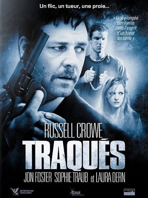 affiche du film Traqués