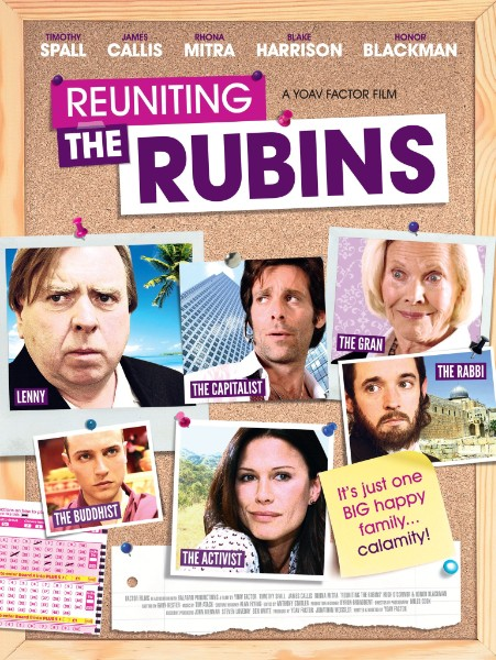 affiche du film Reuniting the Rubins