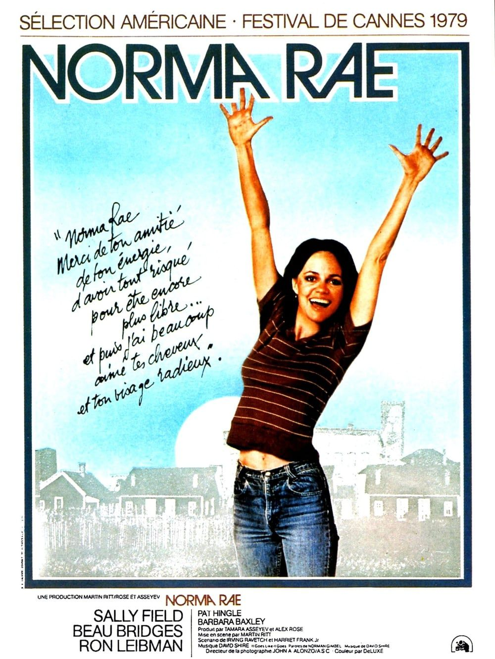 affiche du film Norma Rae