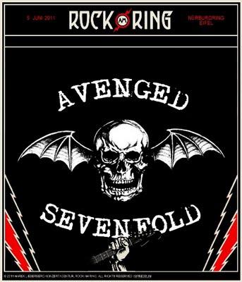 affiche du film Avenged Sevenfold: Rock am Ring 2011