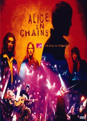affiche du film Alice in chains - Unplugged